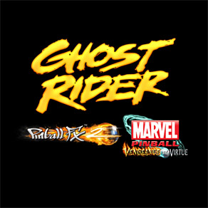 Ghost Rider Pinball Table